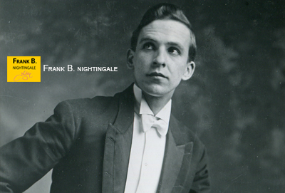 FB Nightingale, 1908, Schenectady, NY
