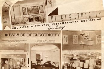 California Pacific International Exposition, San Diego (1936) brochure