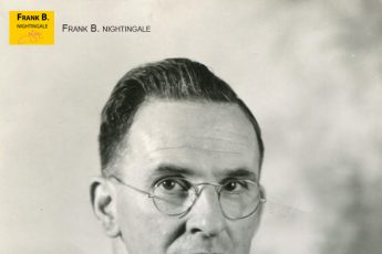 Frank at Kim Lighting (1939)